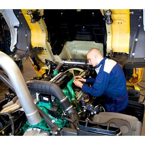 Полное техническое обслуживание  грузовых автомобилей в Москве и Подмосковье.