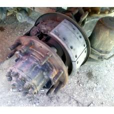 Замена тормозных колодок КамАЗ