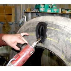 Ремонт боковых порезов грузовых шин